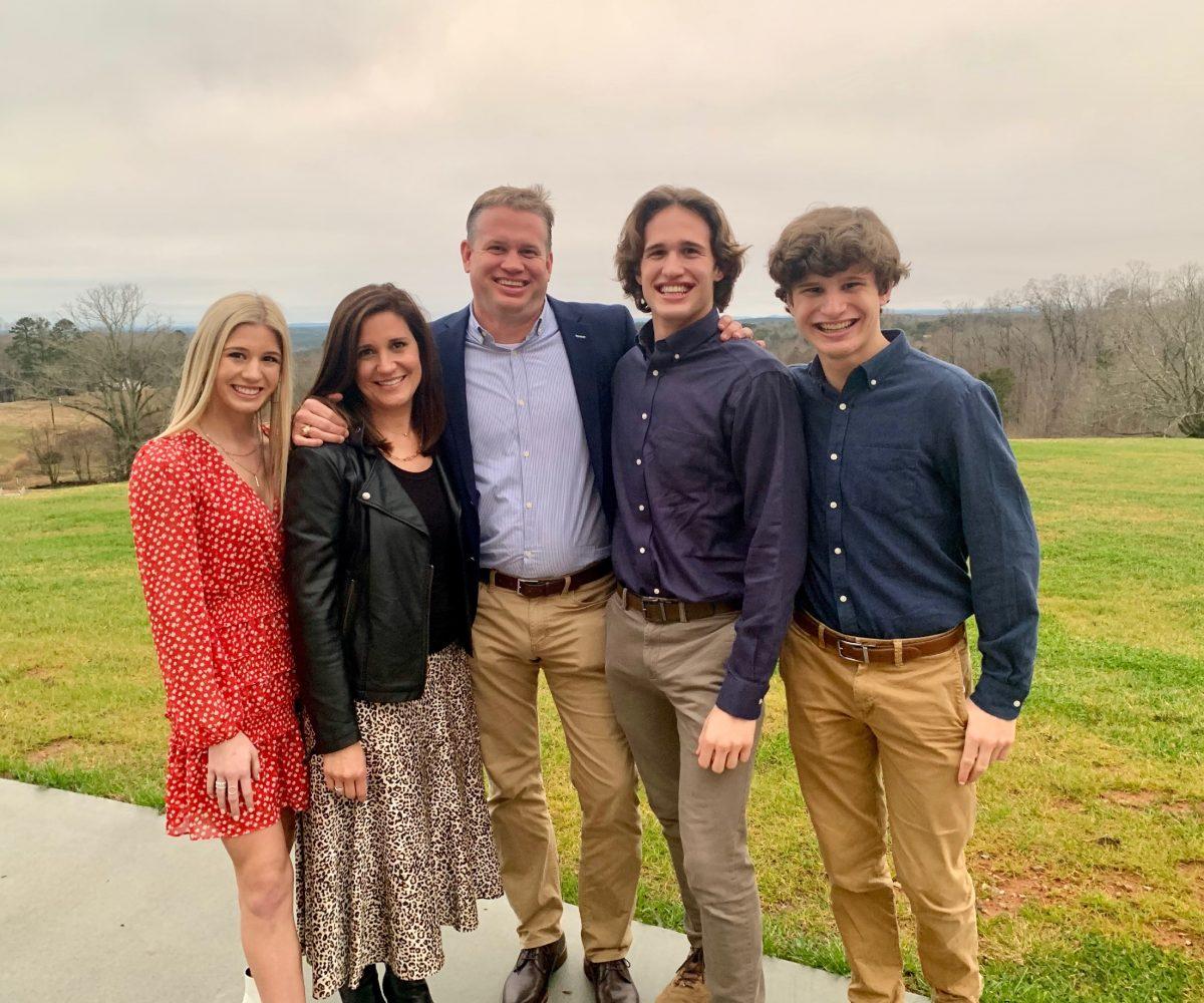 Weeks Family - Clemson FCA February 2021